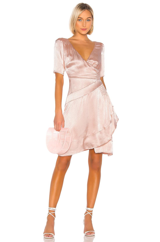LPA Elettra Dress in Blush