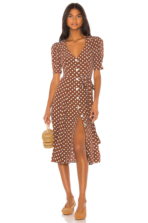 LPA Bambina Dress in Anette Dot
