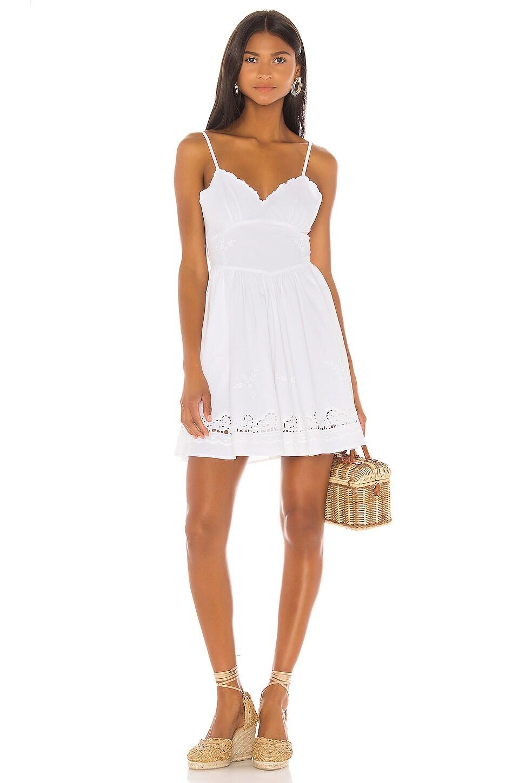 LPA Nella Dress in White