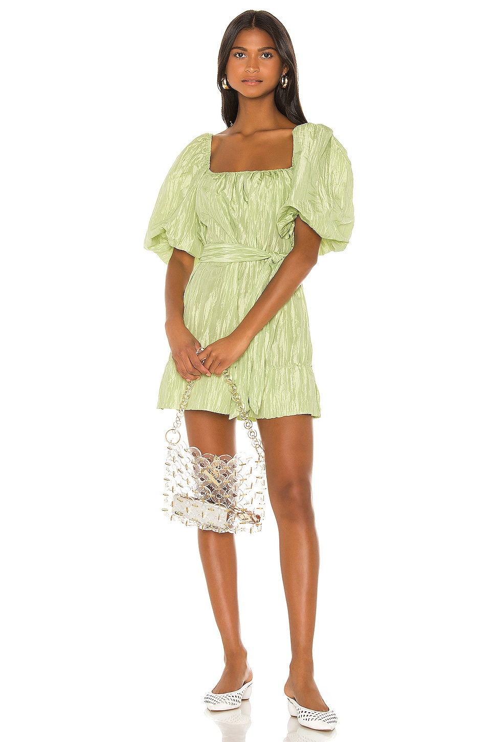 LPA Jackie Dress in Green