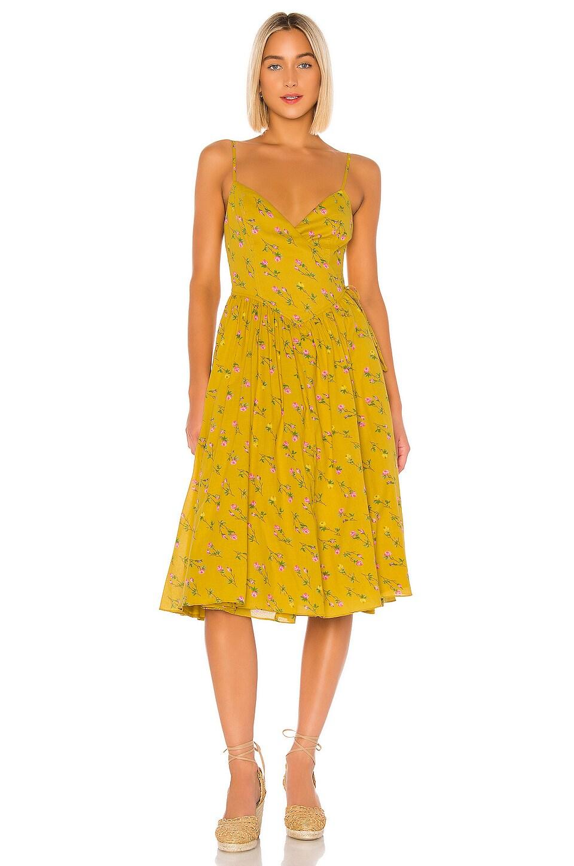 LPA Agyness Dress in Little Roses