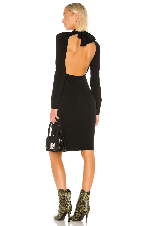 LPA Parsley Dress in Black