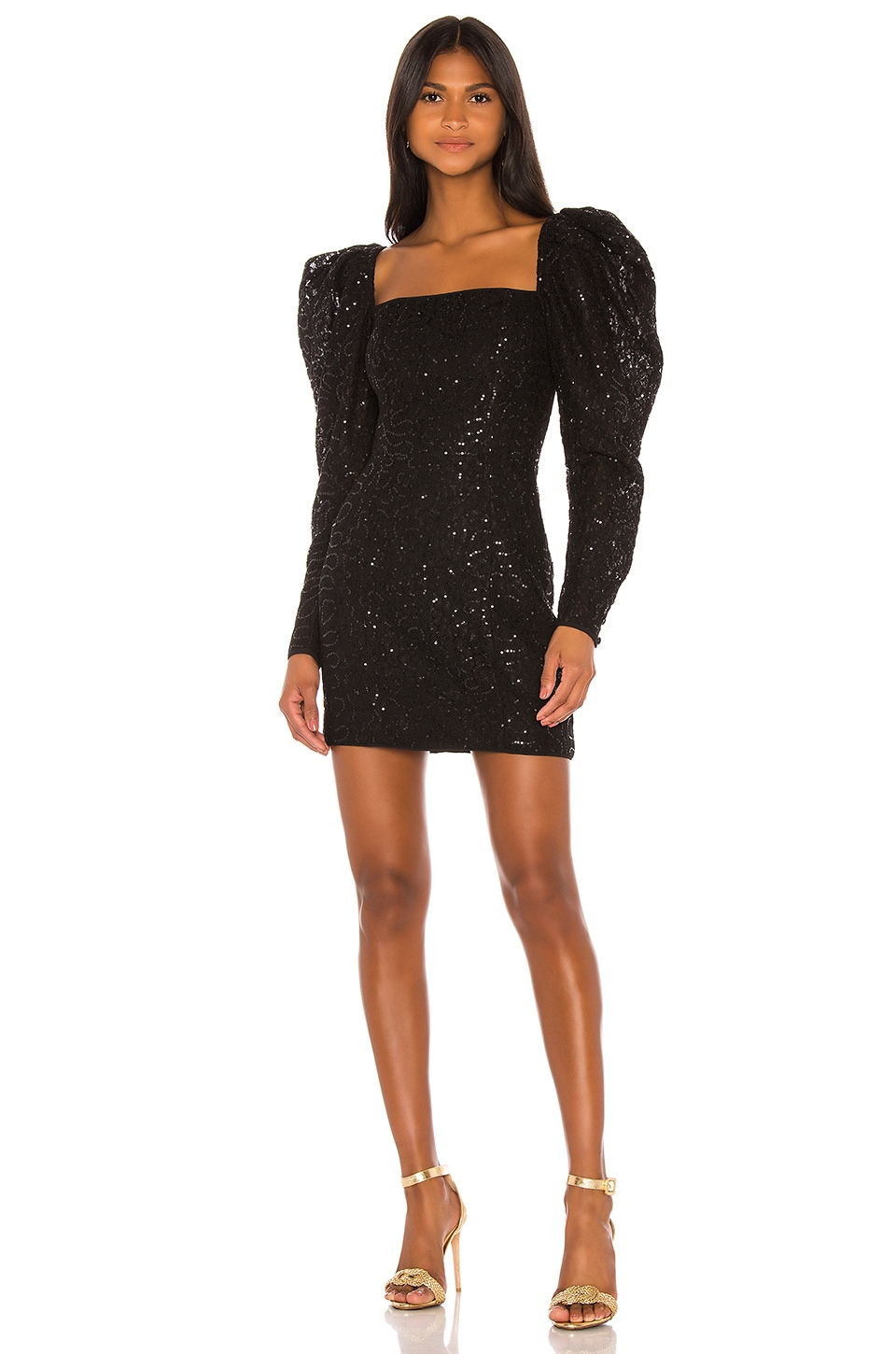 LPA Sasha Dress in Black