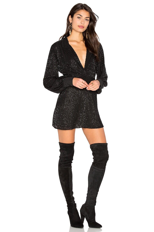 LPA Dress 61 in Black
