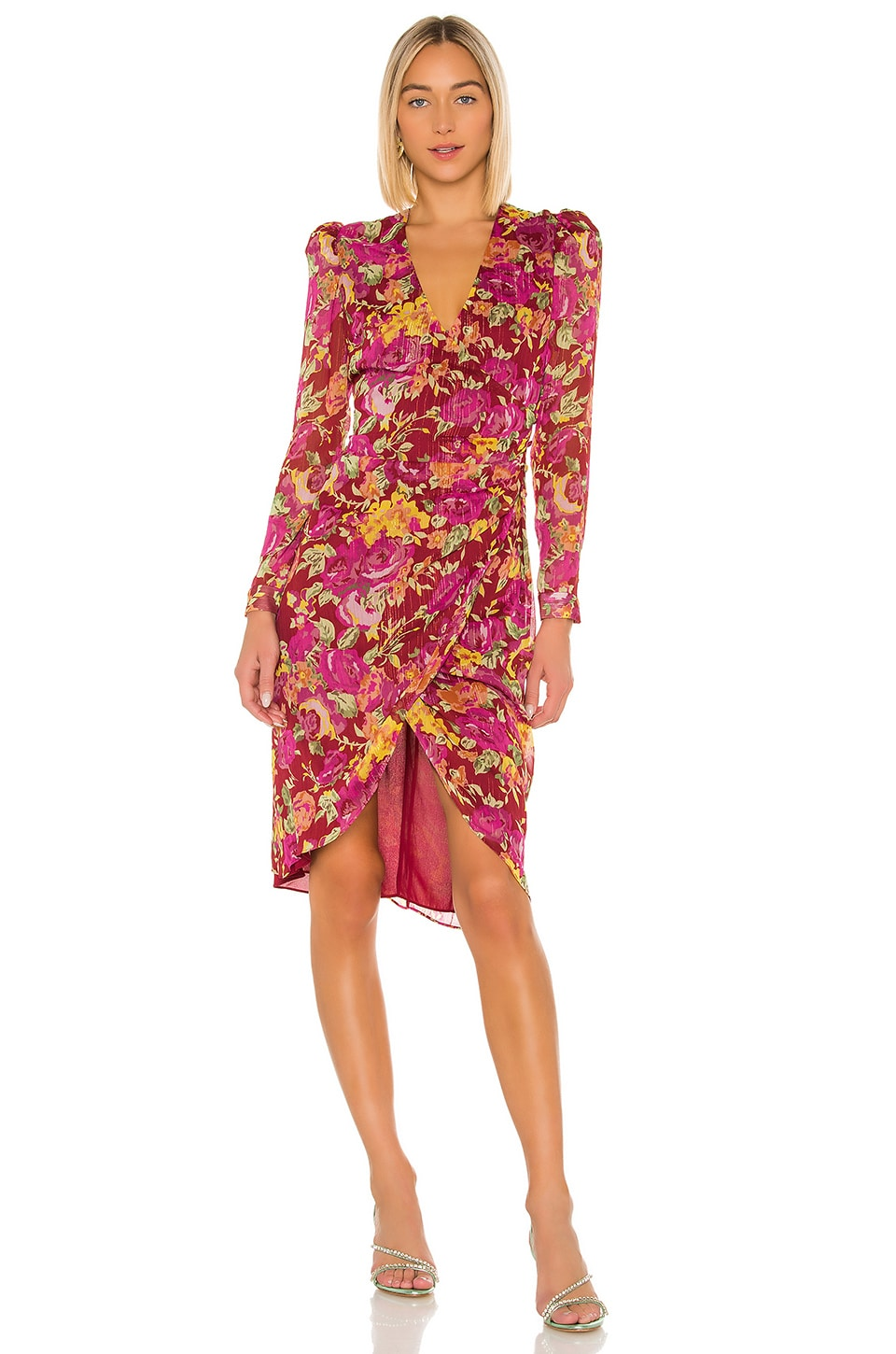 LPA Fabrizia Dress in Liza Floral