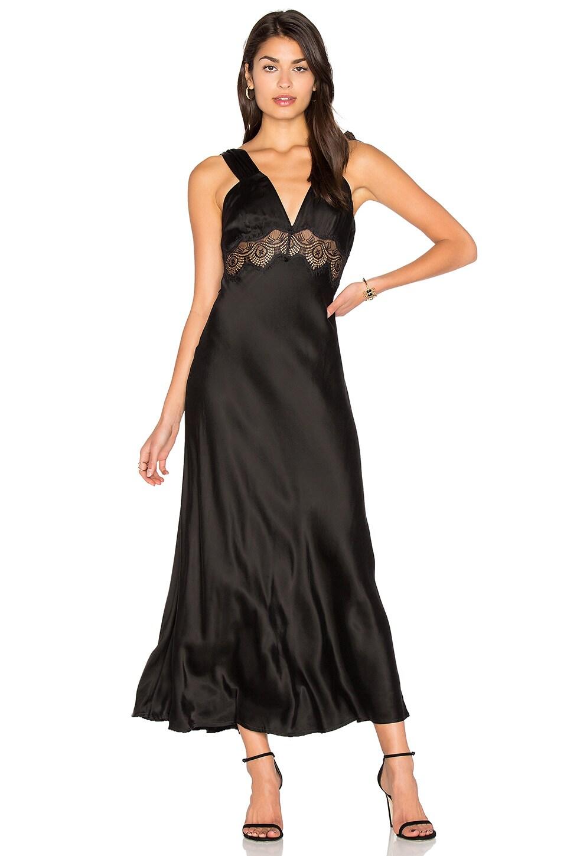 LPA Dress 66 in Black