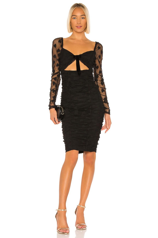 LPA Jezebel Dress in Black