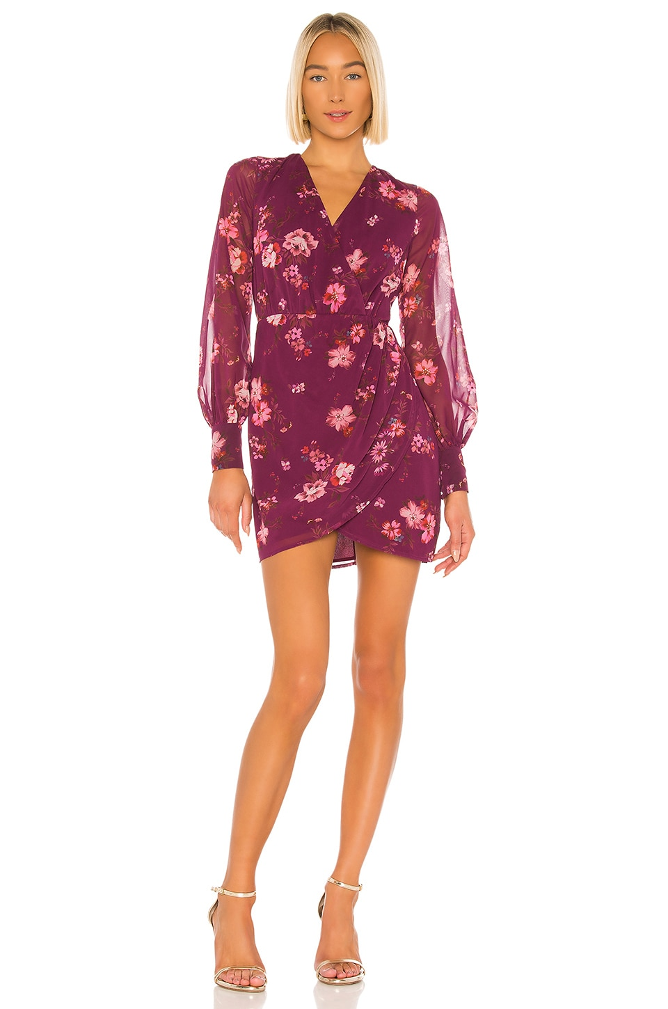 LPA Maisie Dress in Jolene Floral