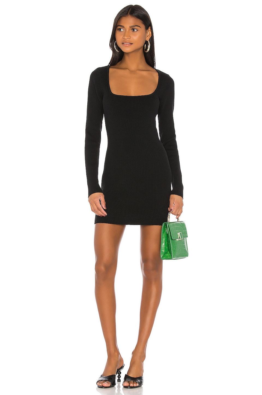 LPA Rae Dress in Black