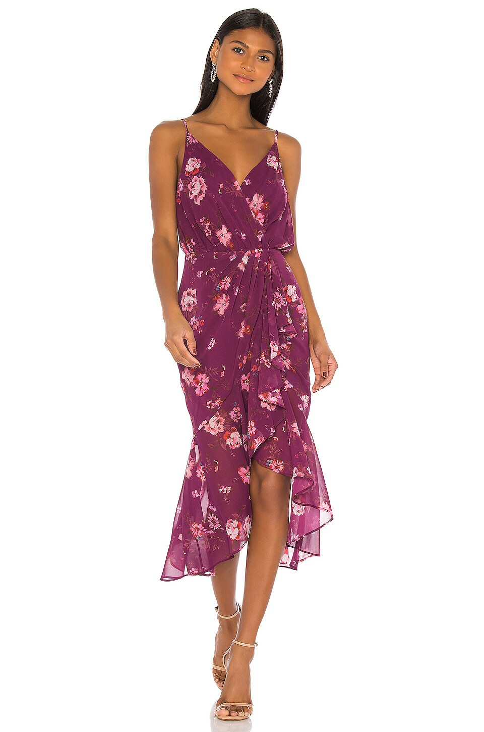 LPA Luma Dress in Jolene Floral