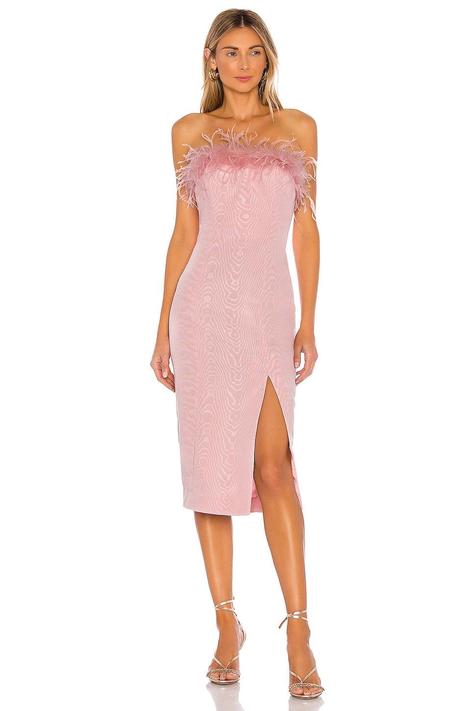 LPA Astrid Dress in Pink