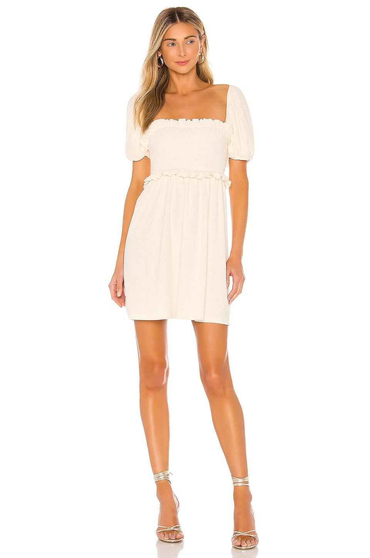 LPA Fallon Dress in Ivory