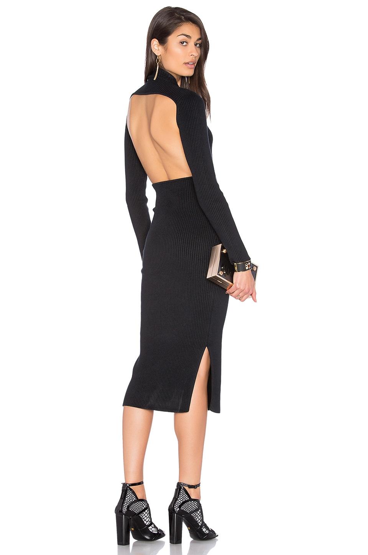 LPA Dress 221 in Black