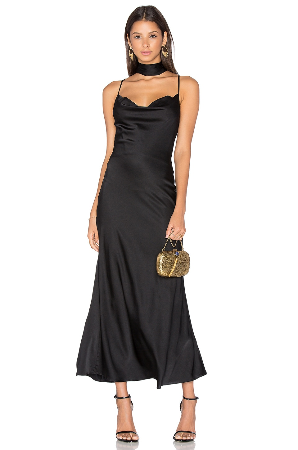 LPA Dress 39 in Black