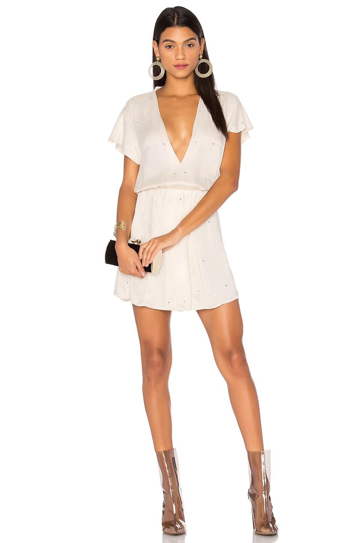 LPA Dress 95 in Cream