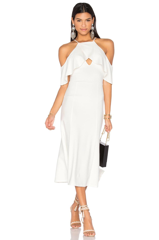 LPA Dress 161 in Cream