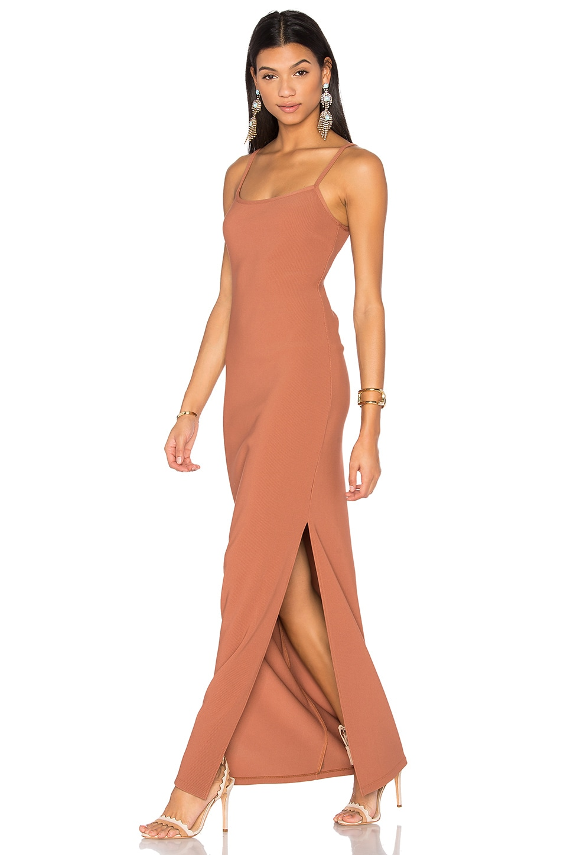 LPA Dress 127 in Whiskey