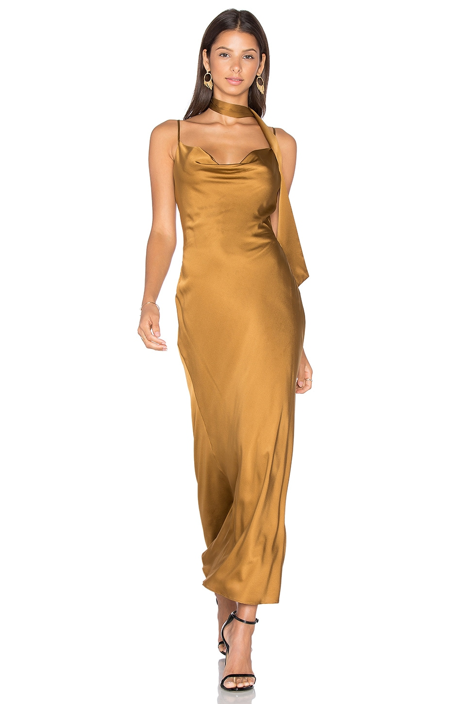 LPA Dress 39 in Toffee