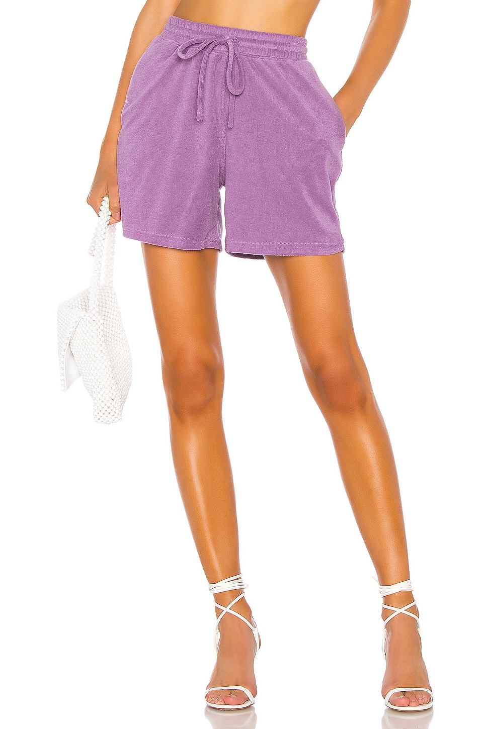 LPA Vita Short in Purple