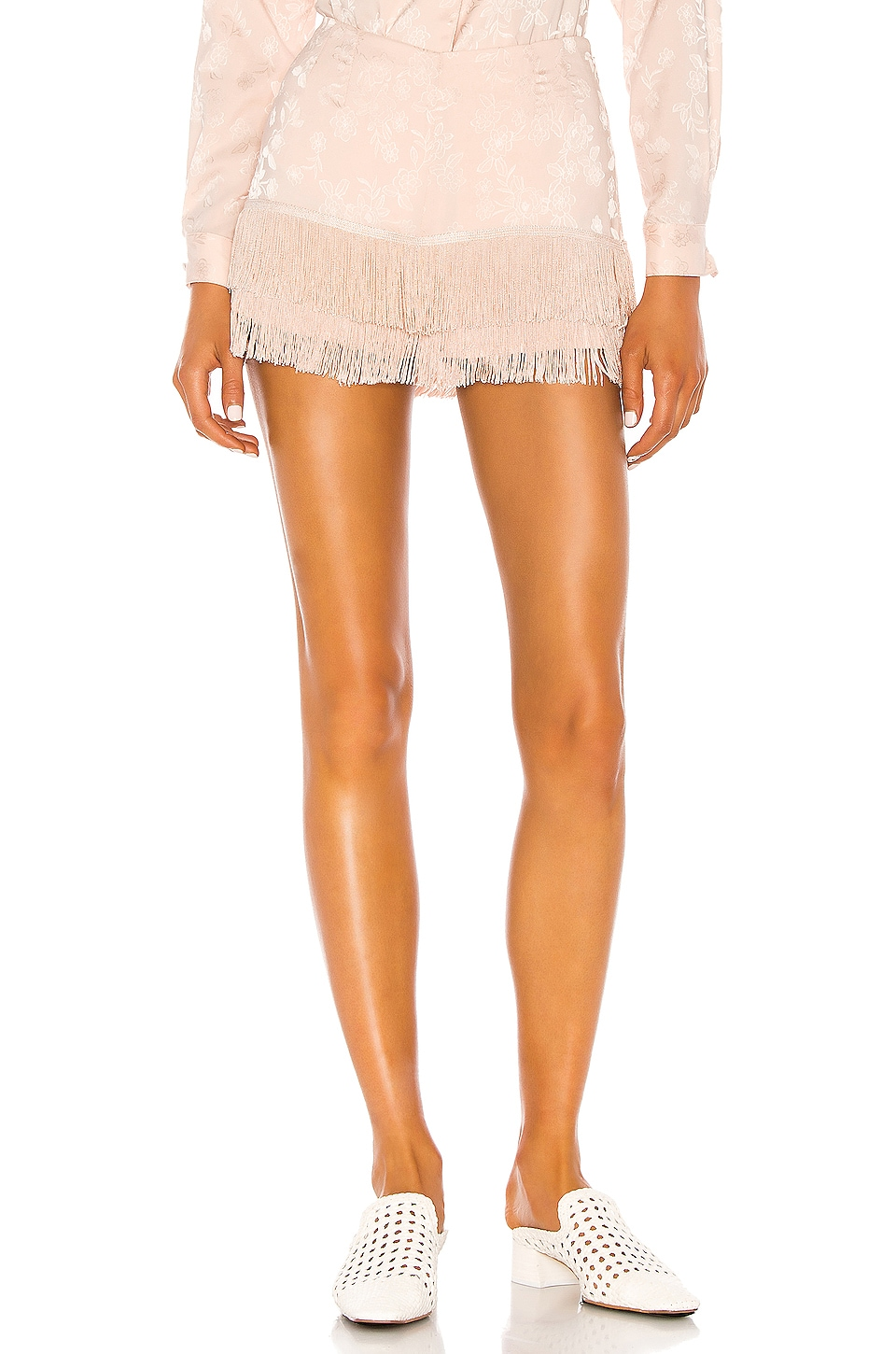 LPA Ines Short in Blush