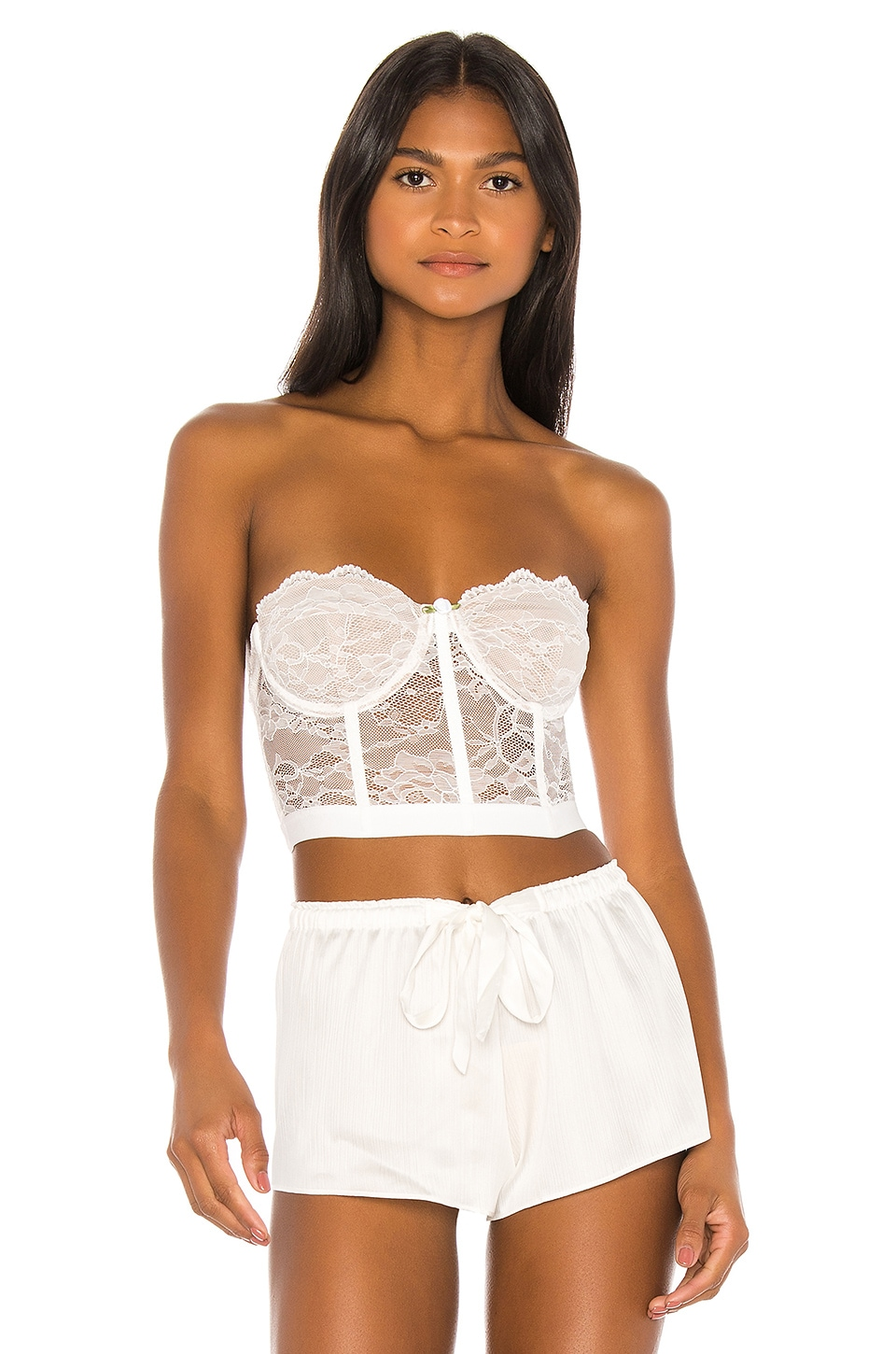 LPA Faira Bra in White