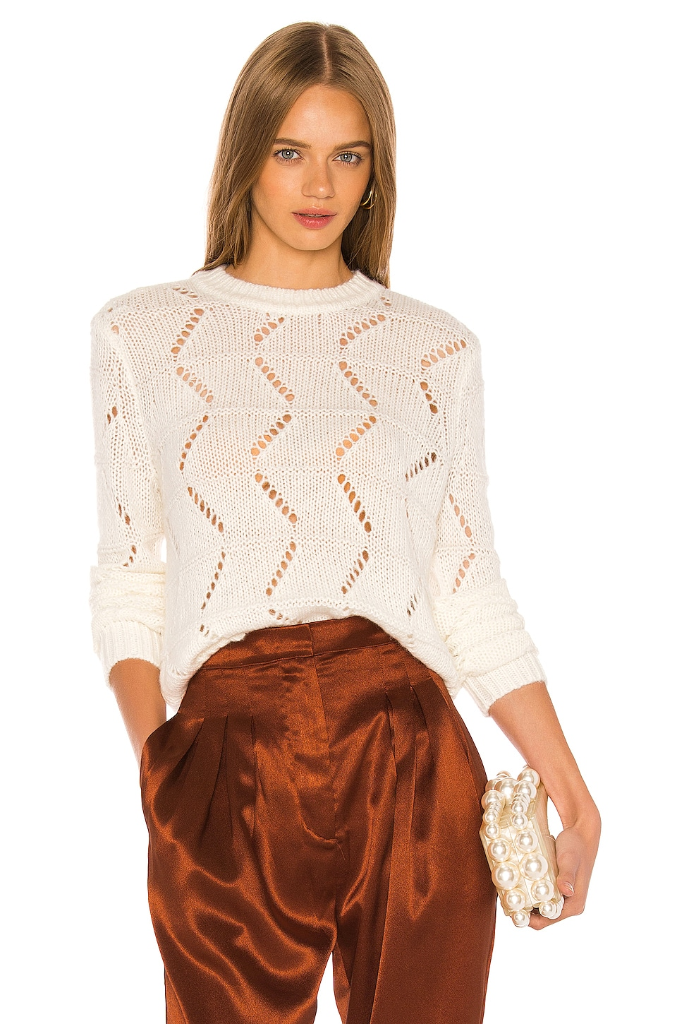 LPA Thea Sweater in Neutral