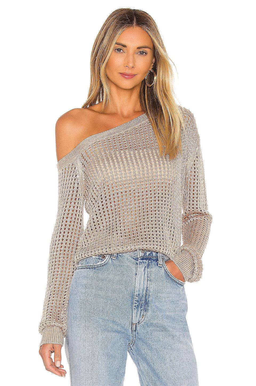 LPA Leo Sweater in Blush