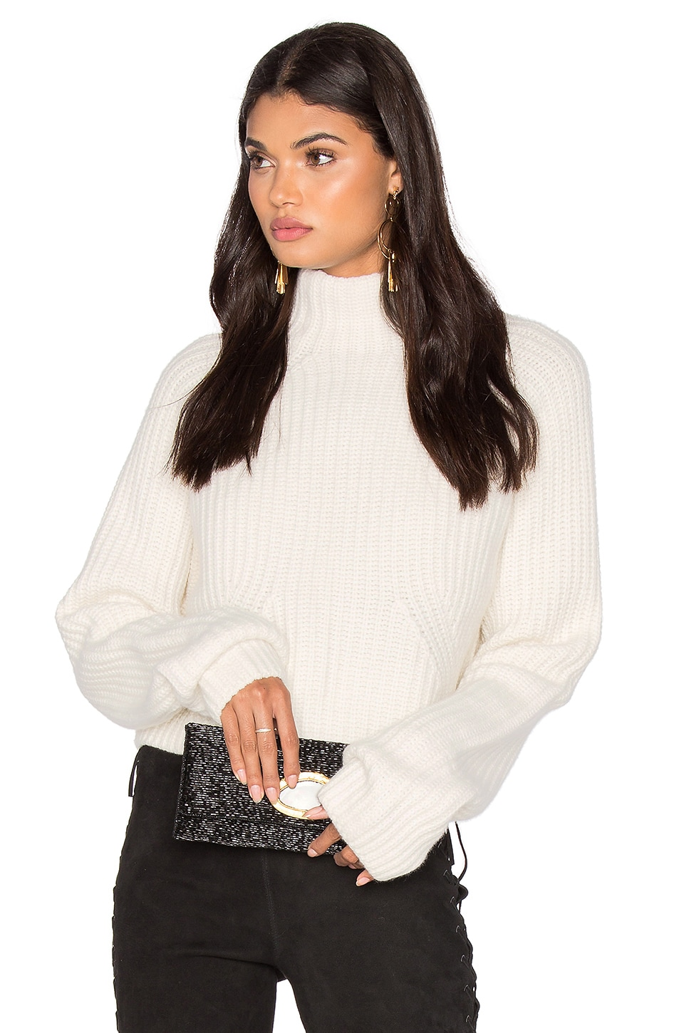 LPA Sweater 217 in Ivory