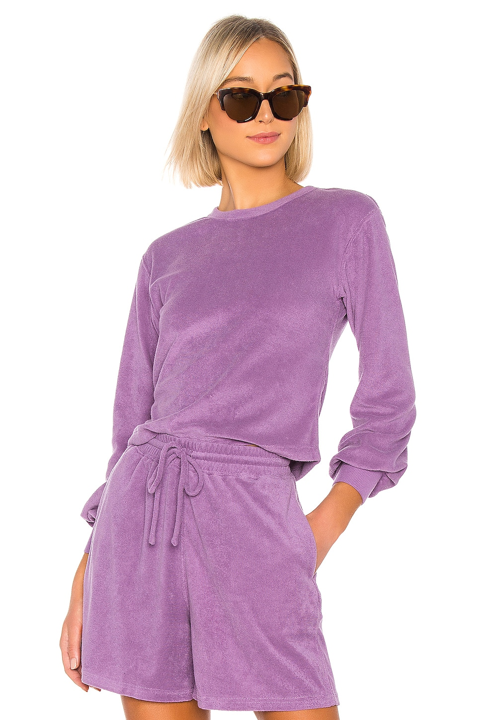 LPA Viola Top in Purple