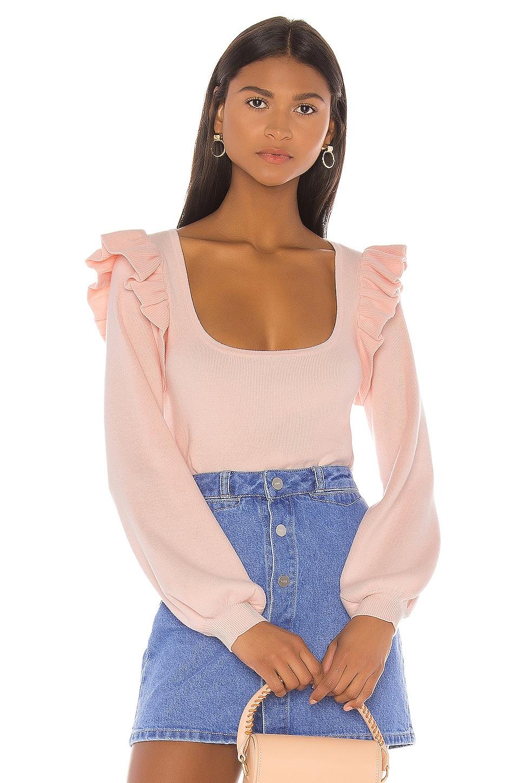 LPA Sophia Sweater in Pink