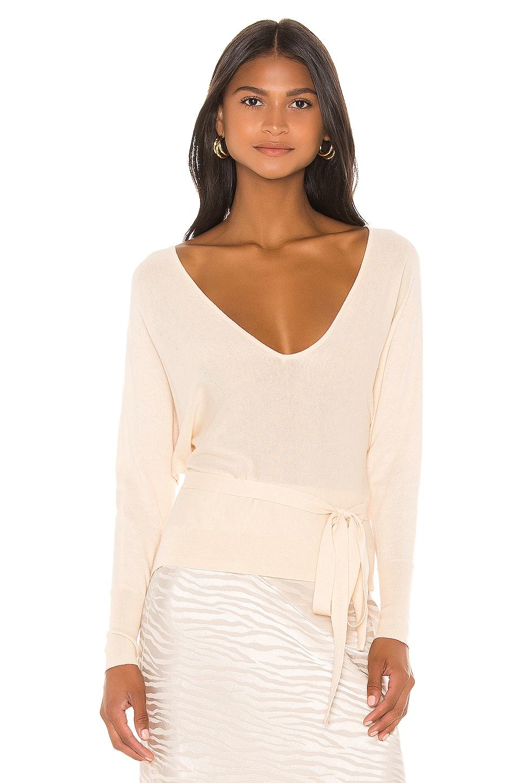 LPA Demetria Sweater in Ivory