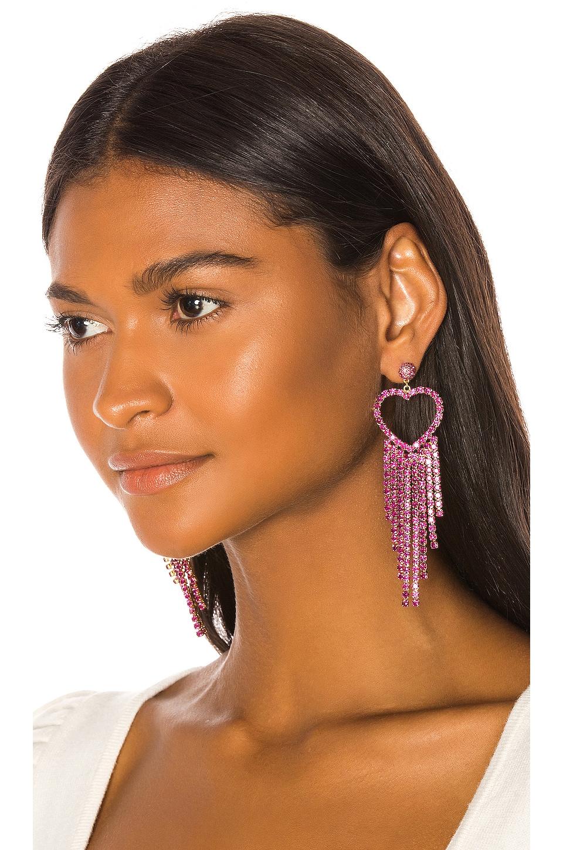 LPA Cora Earring in Pink