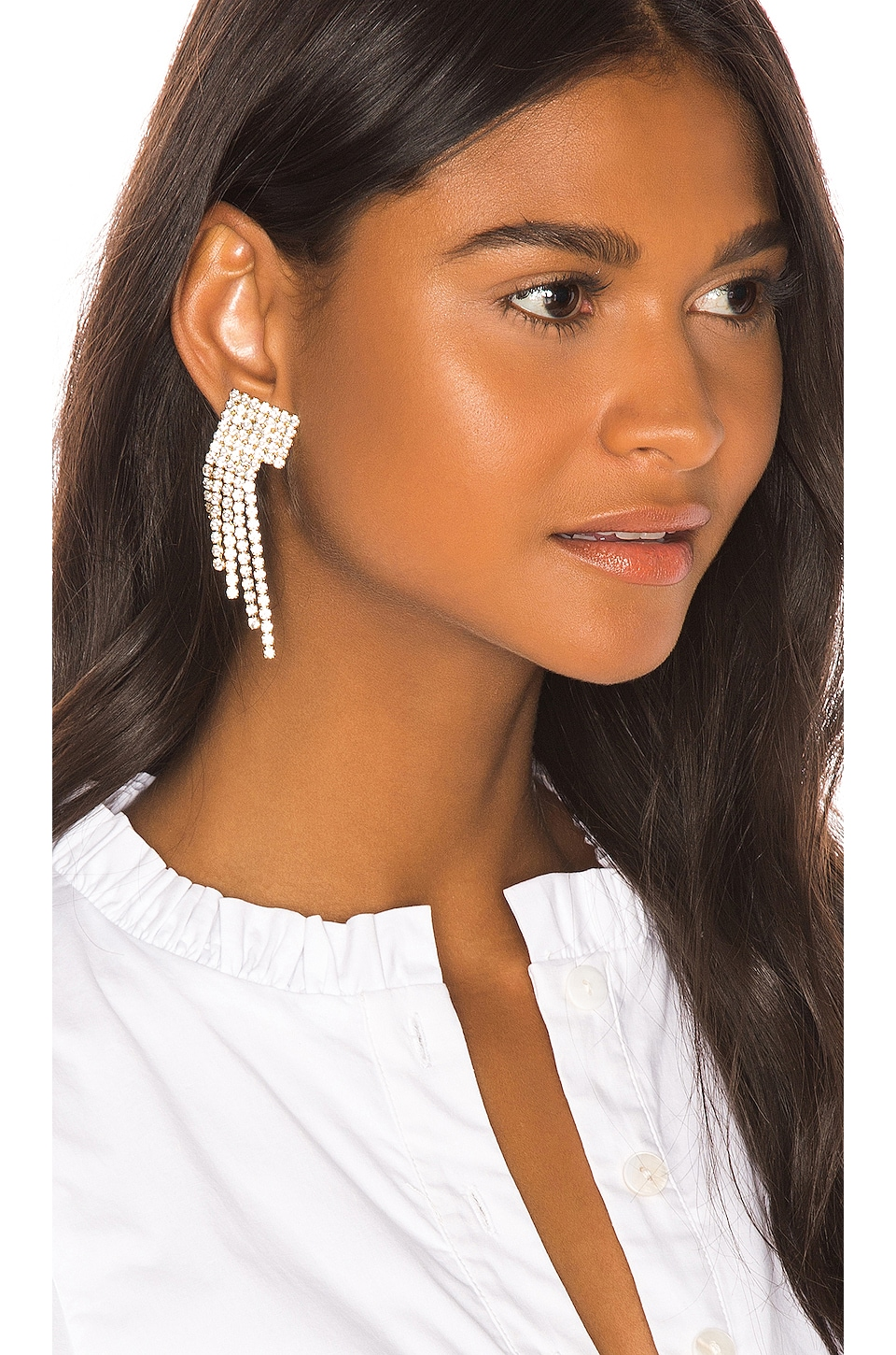 LPA Estelle Earring in White