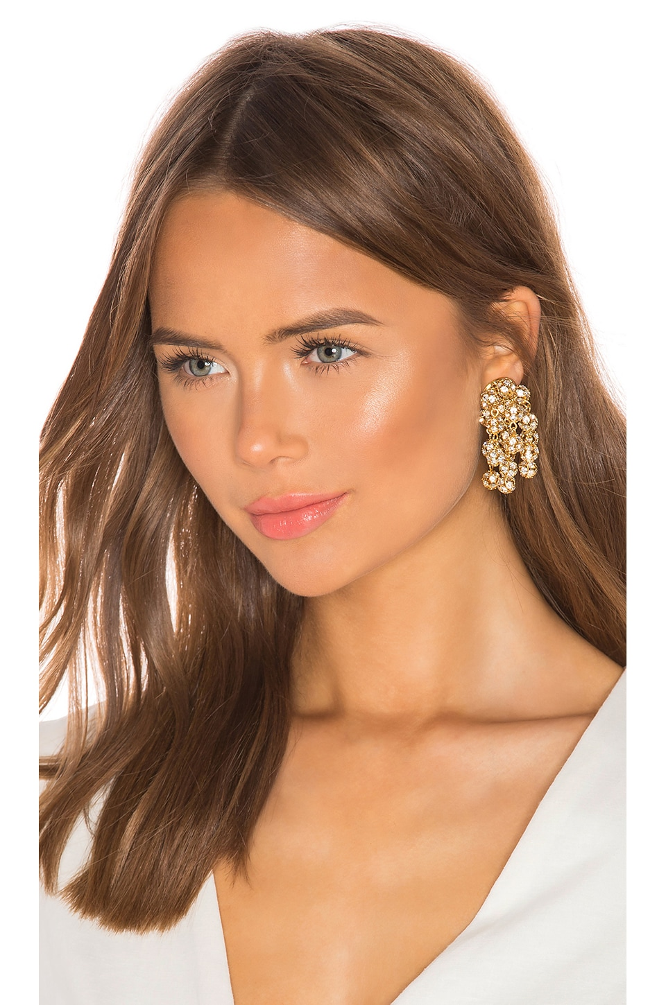 LPA Ella Earring in Gold