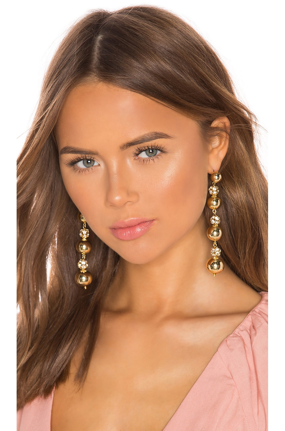 LPA Sienna Earring in Gold