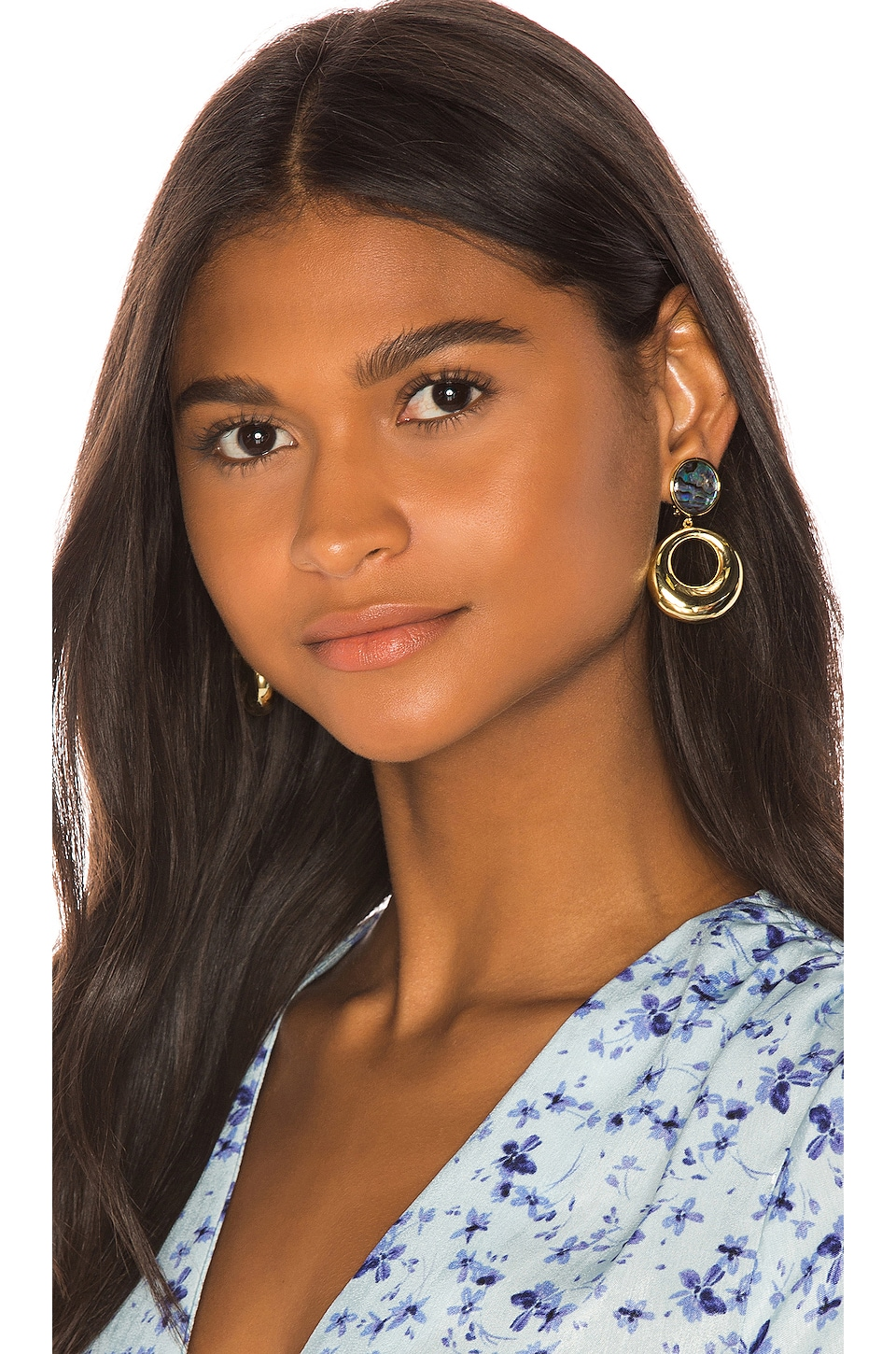 LPA Doreen Earring in Blue