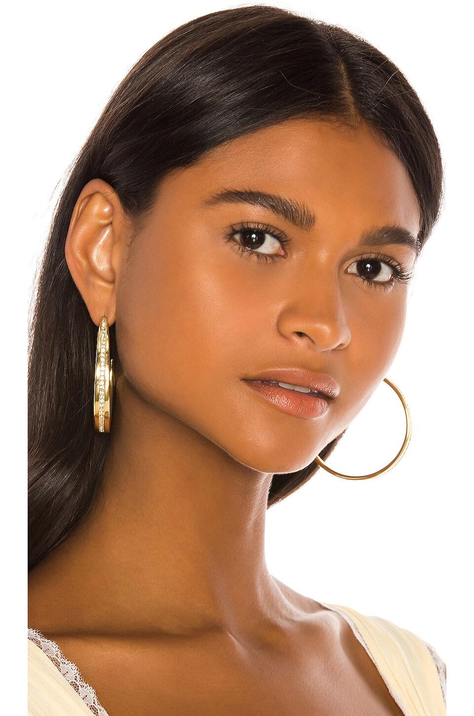 LPA Adalene Hoop in Gold