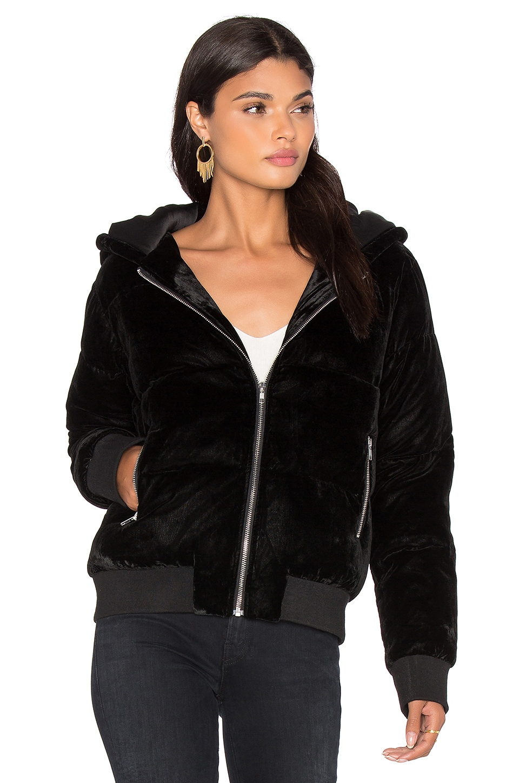LPA Jacket 208 in Black