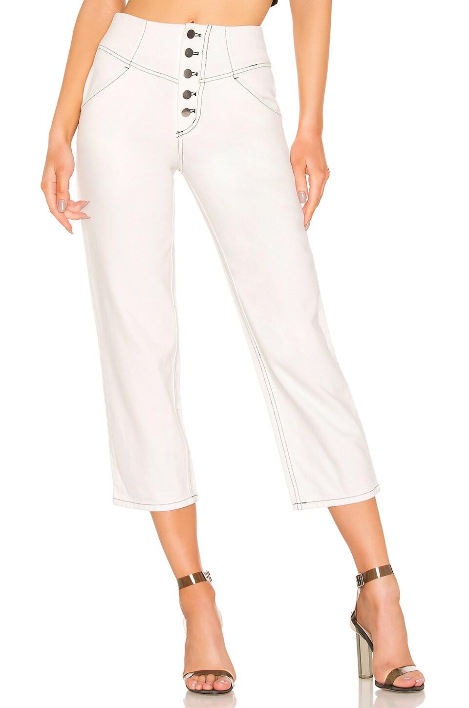 LPA Lina Pants in White