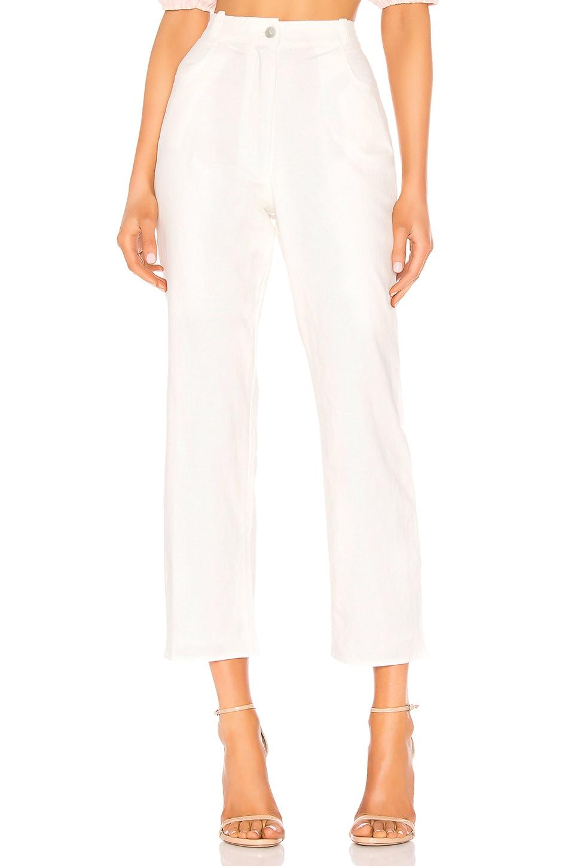 LPA Pants 246 in Cream