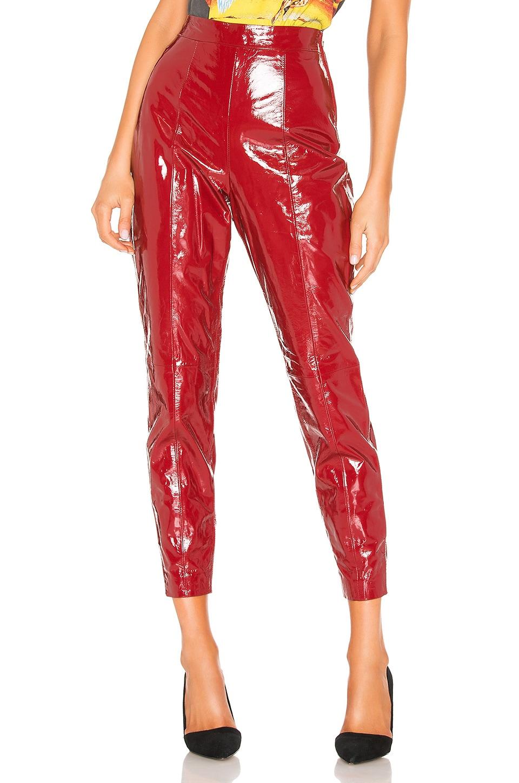 LPA Agata Pant in Red