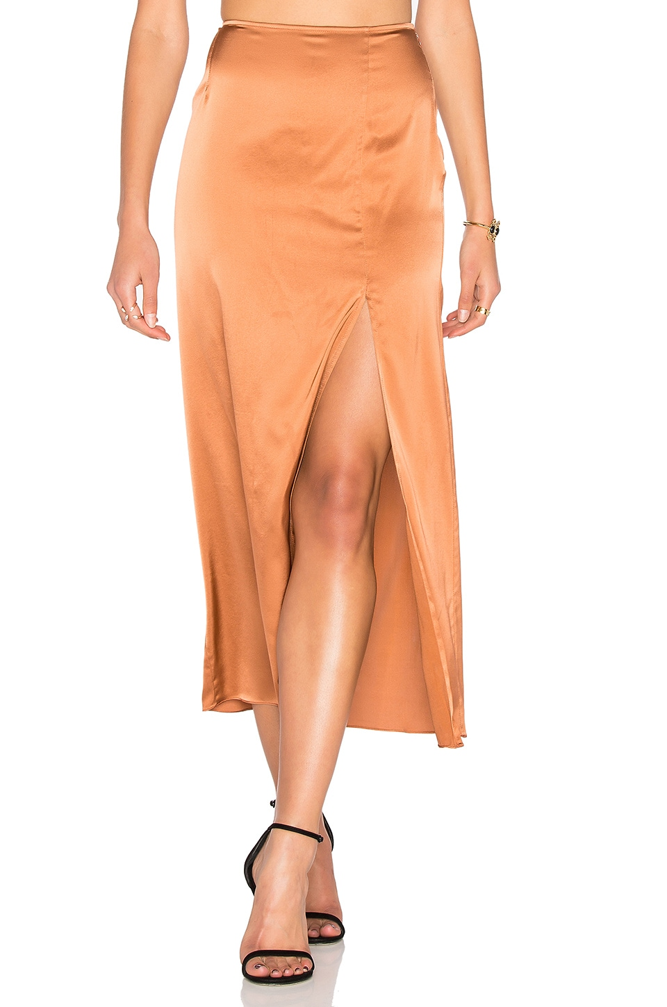 LPA Skirt 72 in Bronze