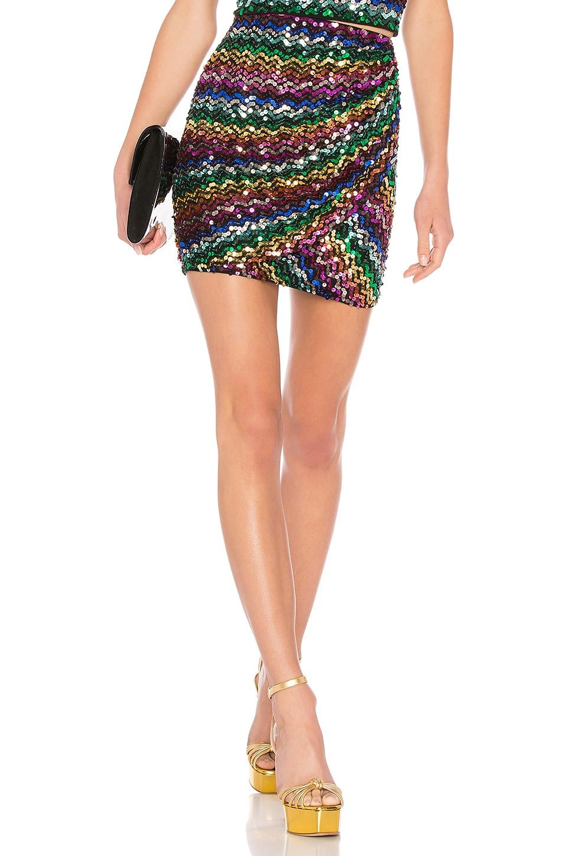LPA Skirt 657 in Rainbow