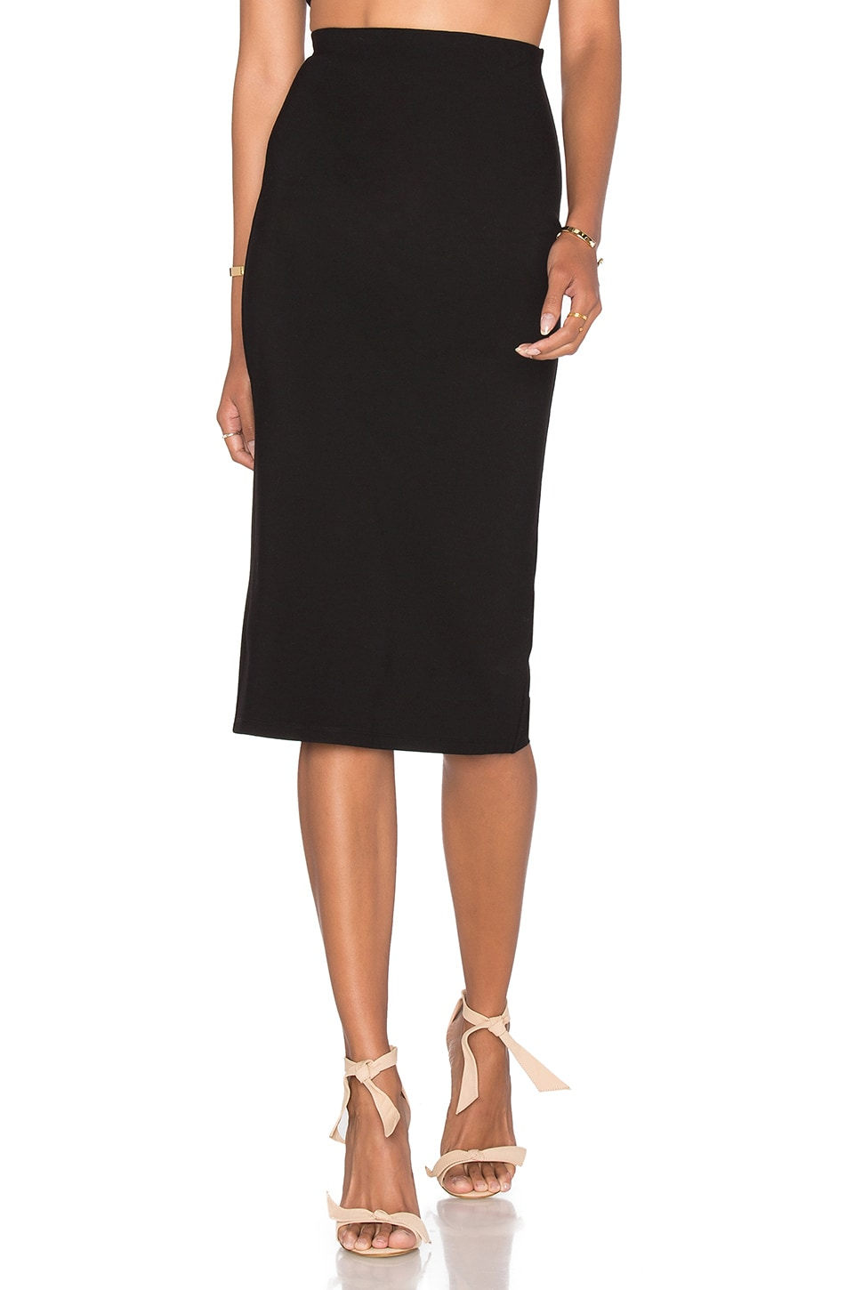 LPA Skirt 29 in Black