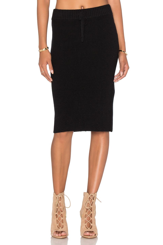 LPA Skirt 211 in Black
