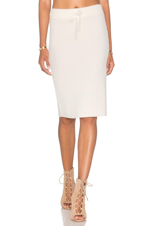 LPA Skirt 211 in Ivory