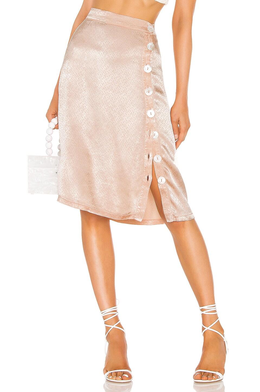 LPA Ravenna Skirt in Blush
