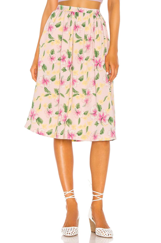 LPA Bosco Skirt in Layla Floral