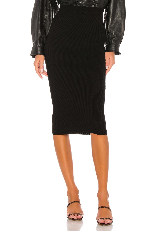 LPA Elmira Skirt in Black