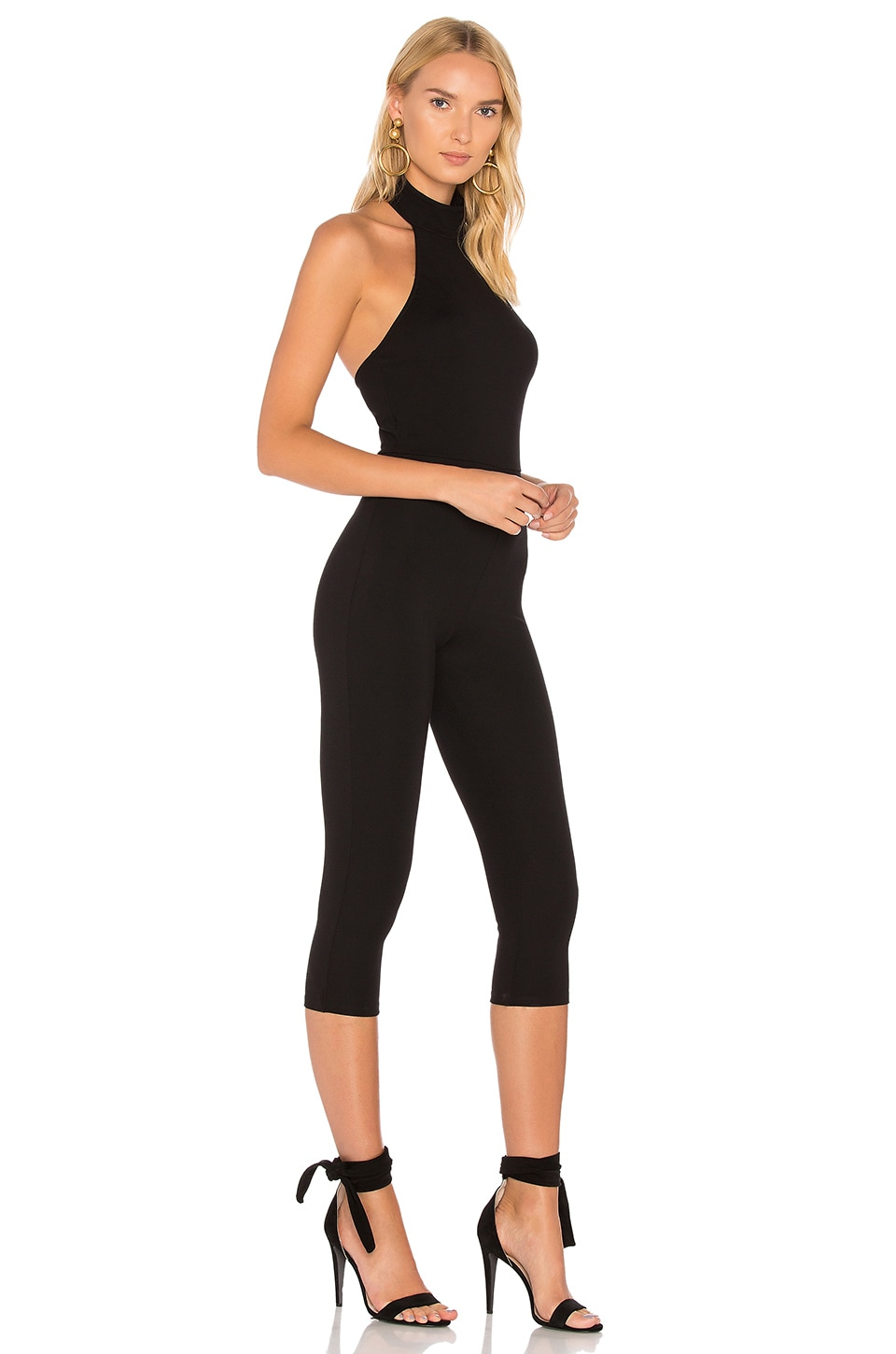 LPA Jumpsuit 377 in Black